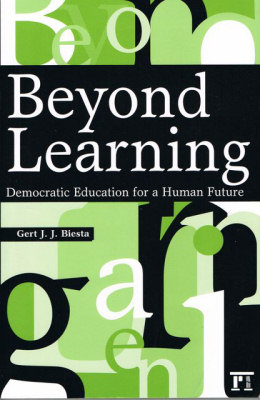 Book cover Beyond Learning