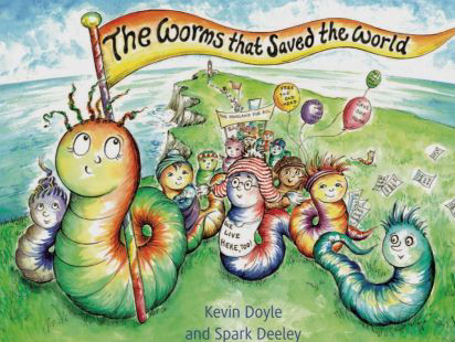 the worms that saved the word cover